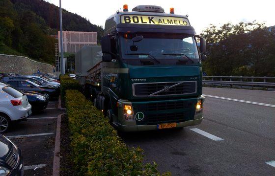 Volvo FH12 Bolk