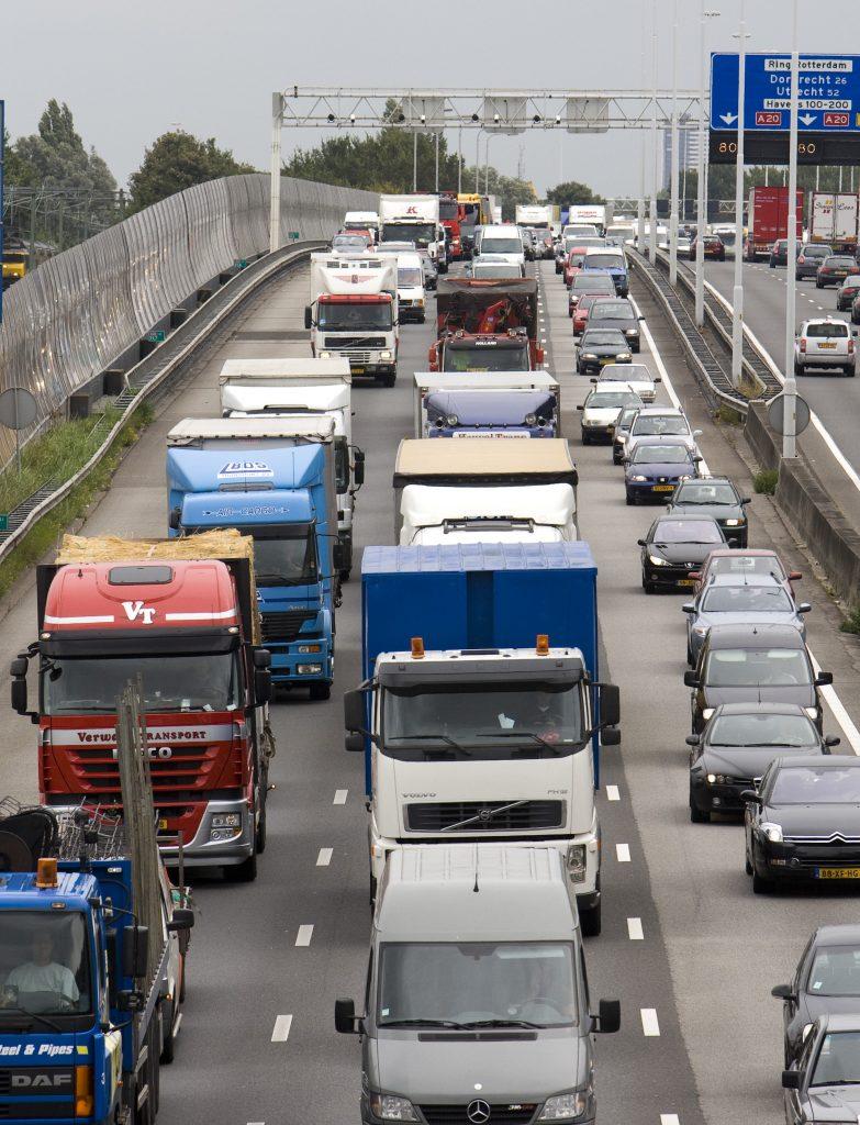 VERN nodigt chauffeurs uit tot protest