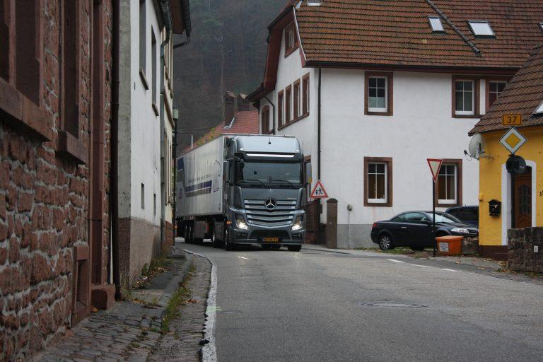 Truckstar reed 'm zelf