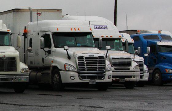 Veel orders voor Daimler Trucks