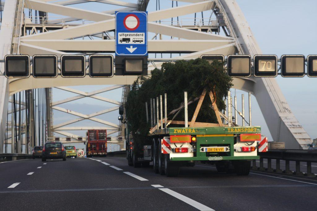 Transportsector steunt fileplan