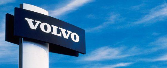 Volvo Dealer Locator voor smartphone