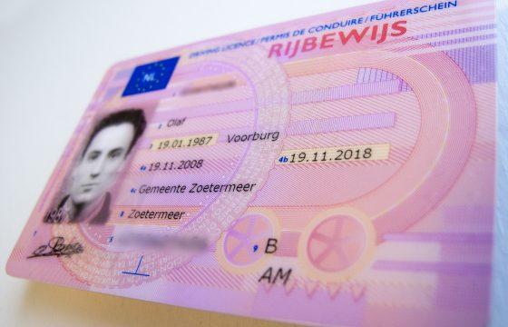 C-Rijbewijs terug naar 5 jaar