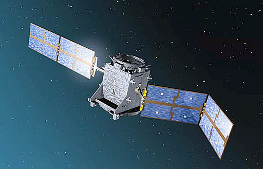 'Satelliet-tachograaf' in 2017