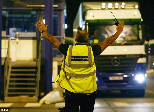 Opnieuw Britse drugsvangst in NL truck