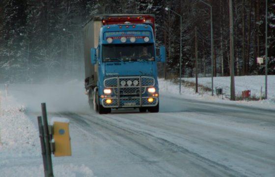 Winterdipje bij zuinig rijden