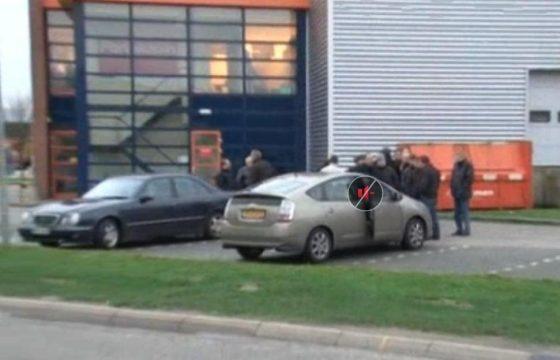 Poolse chauffeurs slachtoffer constructie