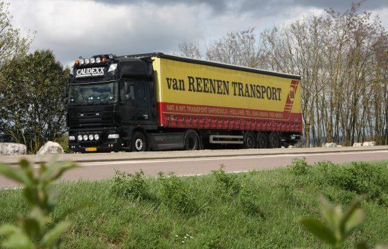 Transport naar Frankrijk groeit