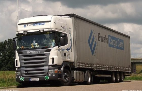 Geen contractverlenging NL chauffeurs Ewals