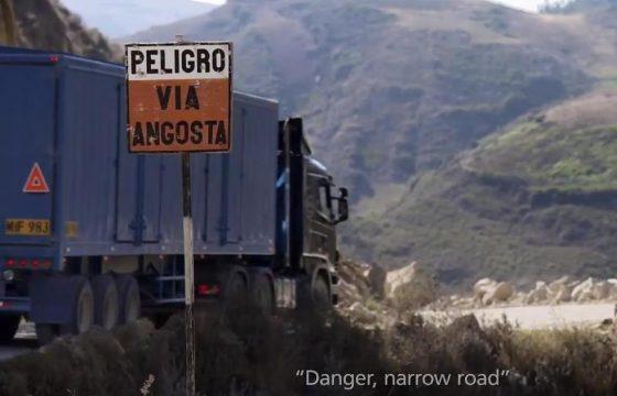 Spanning in Peru