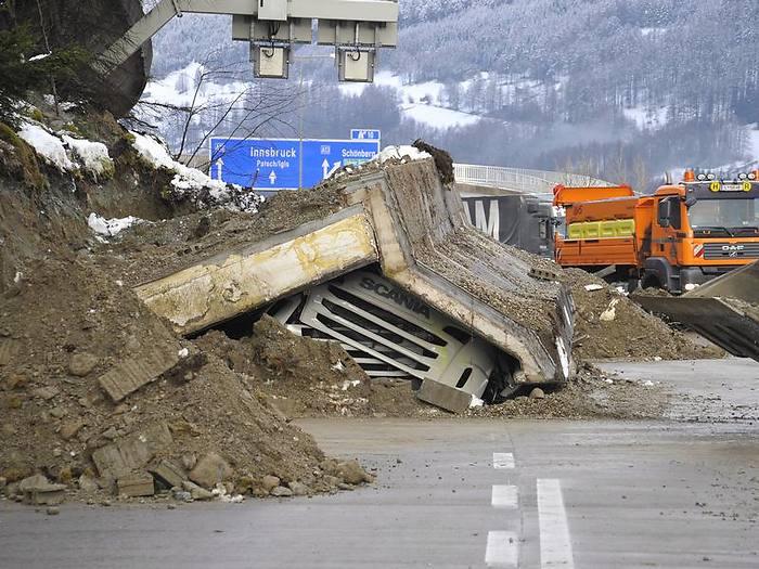 Drama op de Brennerautobahn
