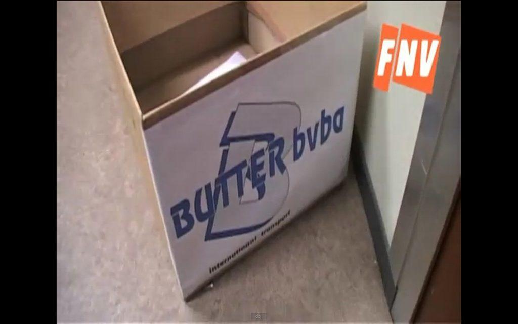 FNV neemt Butter onder de loep
