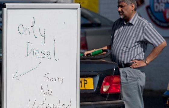 Britse stakingsdreiging serieus
