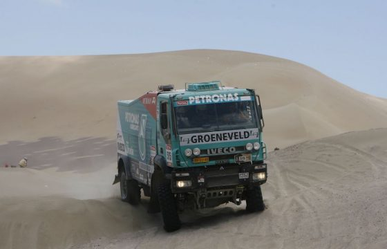 Dakar 'afterparty'