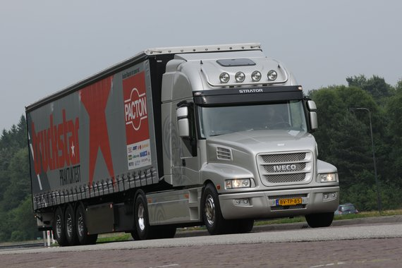Strator Trucks wordt zelfstandig merk