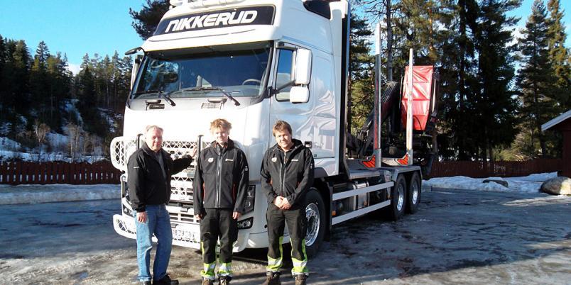 Noorwegen grootste FH16 750-klant