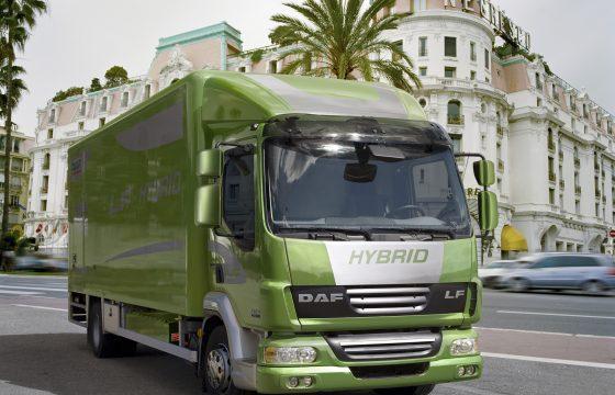 Onderzoek RAI: chauffeurs kiezen voor duurzaamheid