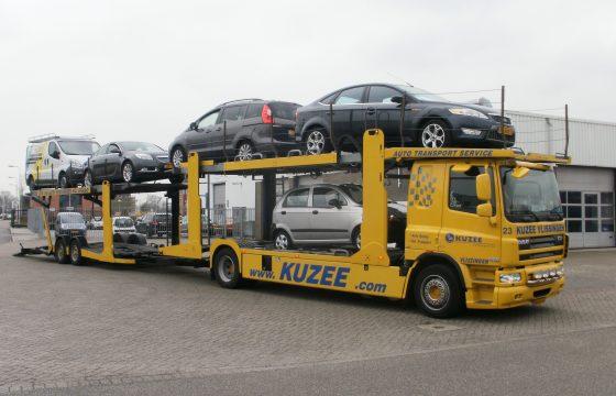 Kuzee autotransport, Vlissingen