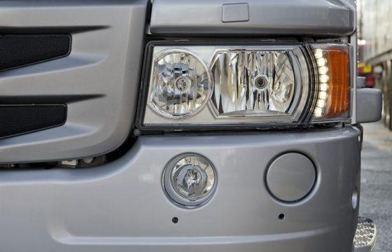 Nieuw licht voor Scania