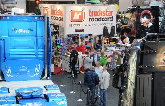 Truckstar op RAI goed bezocht!