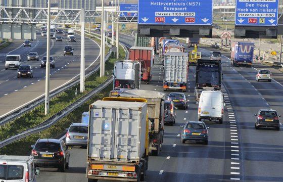 Nederland 5e in logistieke ranglijst