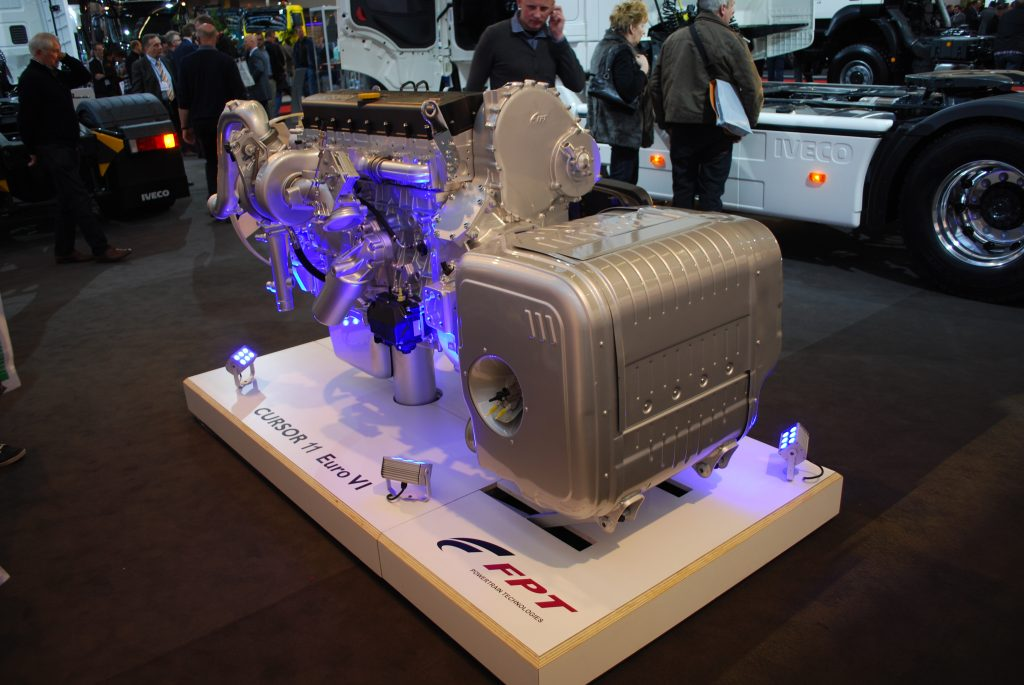 Iveco: nieuwe 16-litermotor in 2014