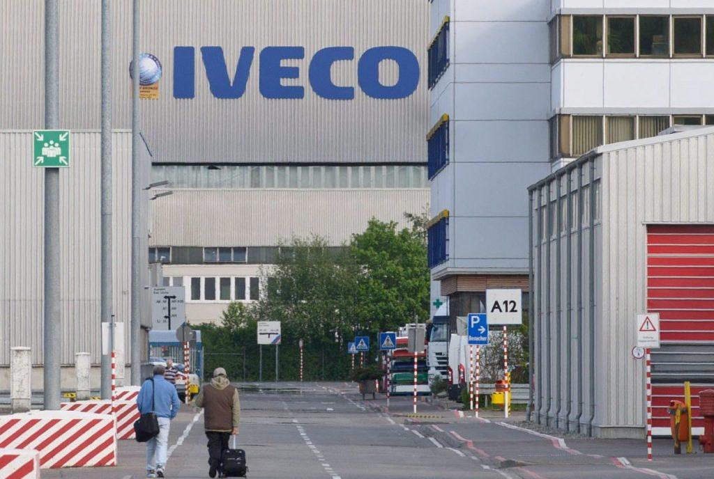 Iveco-productie naar Spanje