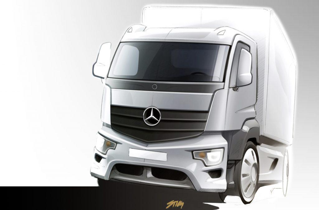 Nieuwe Mercedes Antos