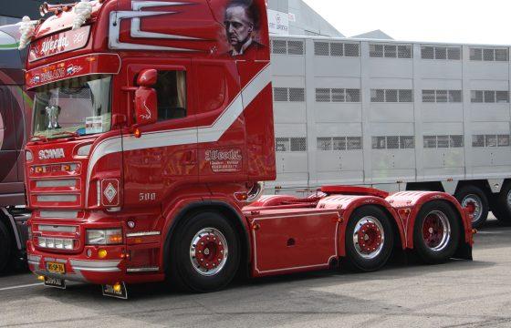 TLN naar Duitsland om dieseltanks
