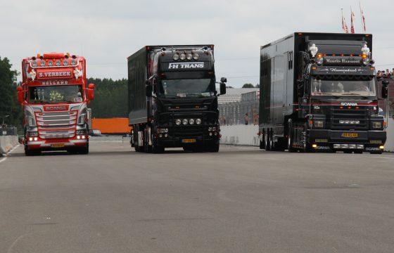 Binnenkort: Scania V8-fotoboek