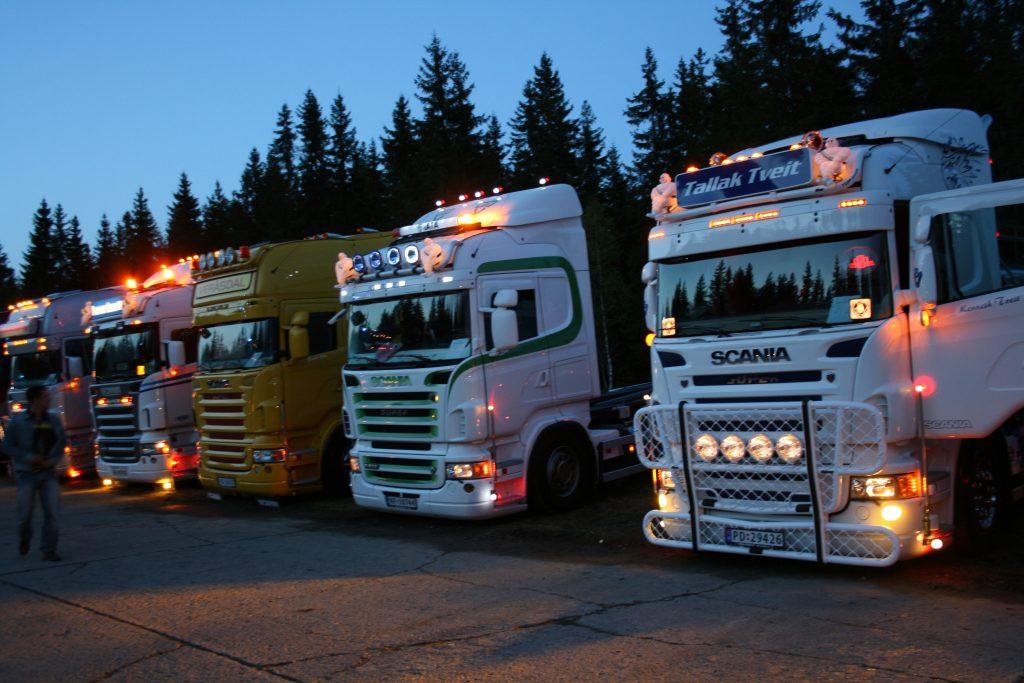 Noors truckspektakel