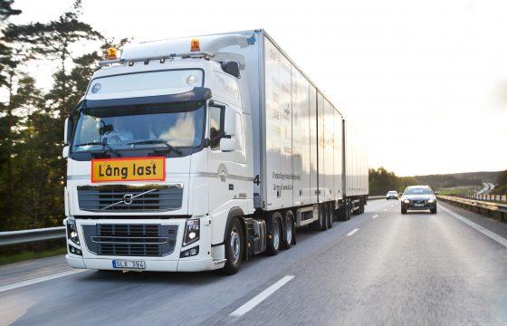Zweedse roadtrain een succes