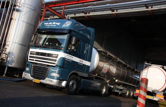 Truckstar reed 'm zelf - tankwagen