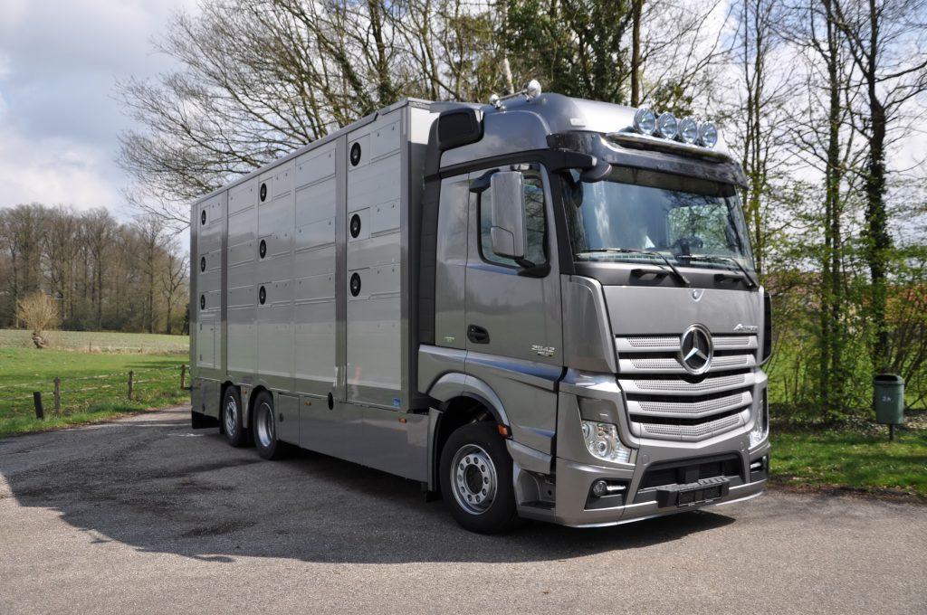 Nieuwe Euro 6-paarden