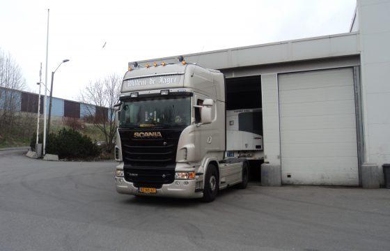 Willem de Jager Int. Transporten