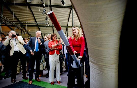 Landtunnel Utrecht officieel open