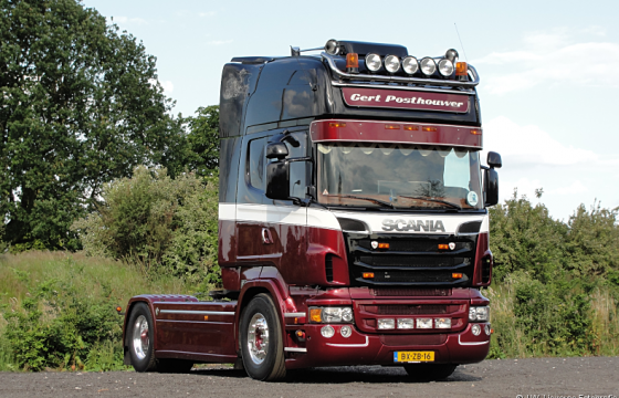 G. Posthouwer Transport – Putten