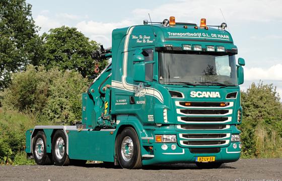 G.L. de Haan transport – Nijkerk