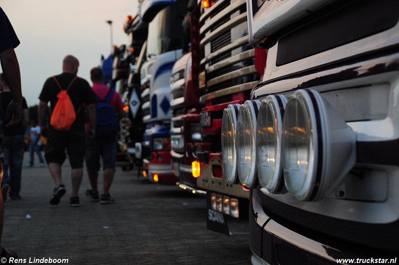 Truckstar Festival 2012 zaterdag