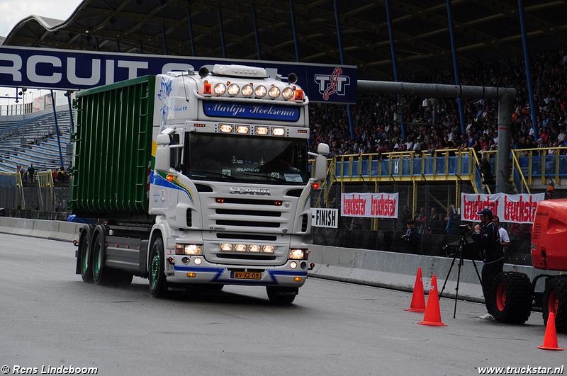 Truckstar Festival 2012 zondag
