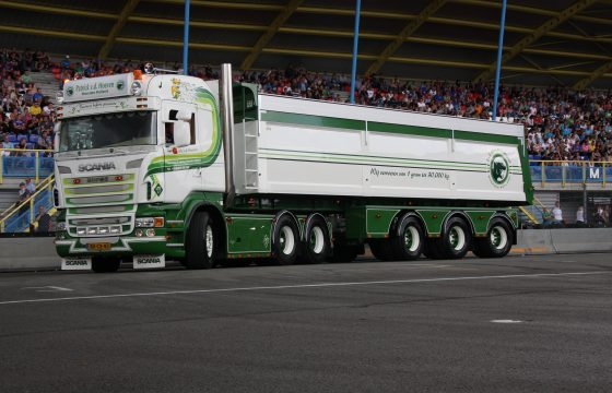 Mooiste truck 2012