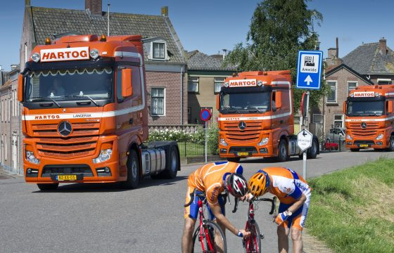 Actros in Euro 6
