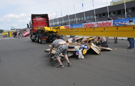 Stichting truckers Nijkerkerveen winnaar chauffeursspelen