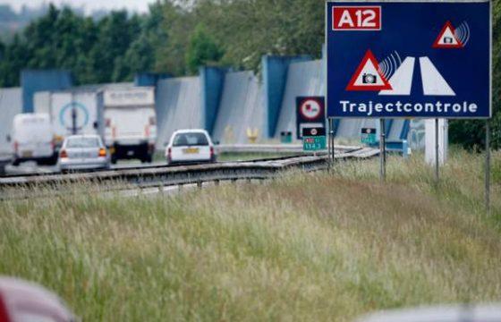 Trajectcontrole bij Arnhem definitief weg