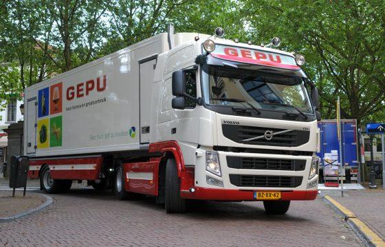 Biodiesel in Utrechtse binnenstad