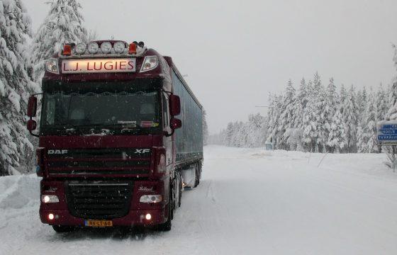 L.J. Lugies Europa Transport