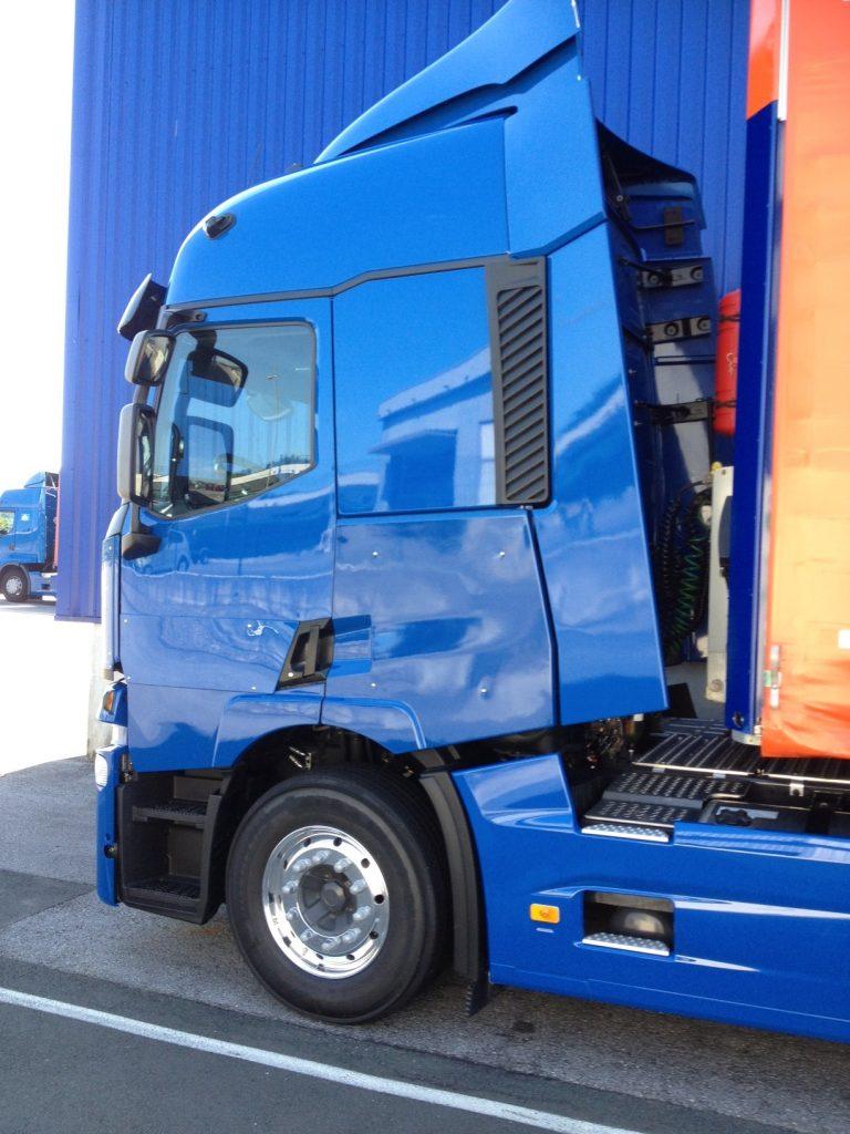 Scoop! Renault Premium interieurfoto's