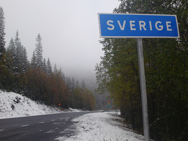 Noren mogen Zweden weer in