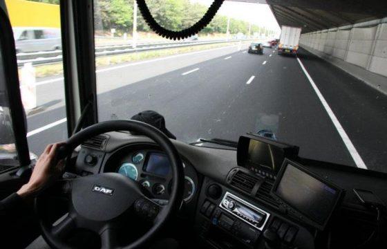 Onderzoek naar verplicht truckersuurtje
