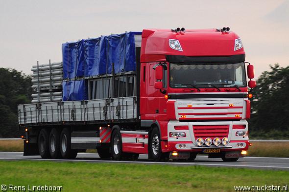 DAF XF105 Transportena